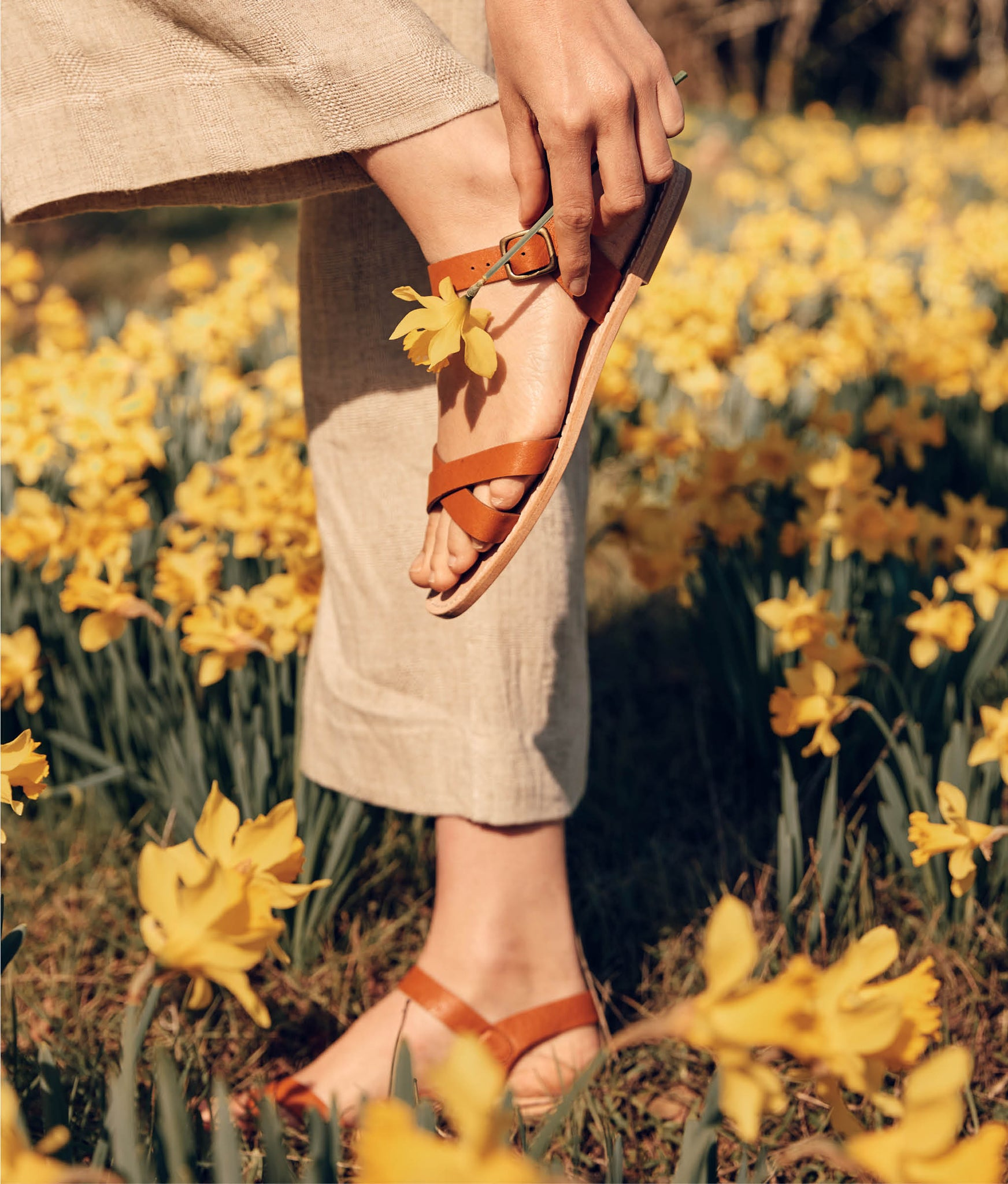 The Dawn Sandal | Canyon Leather