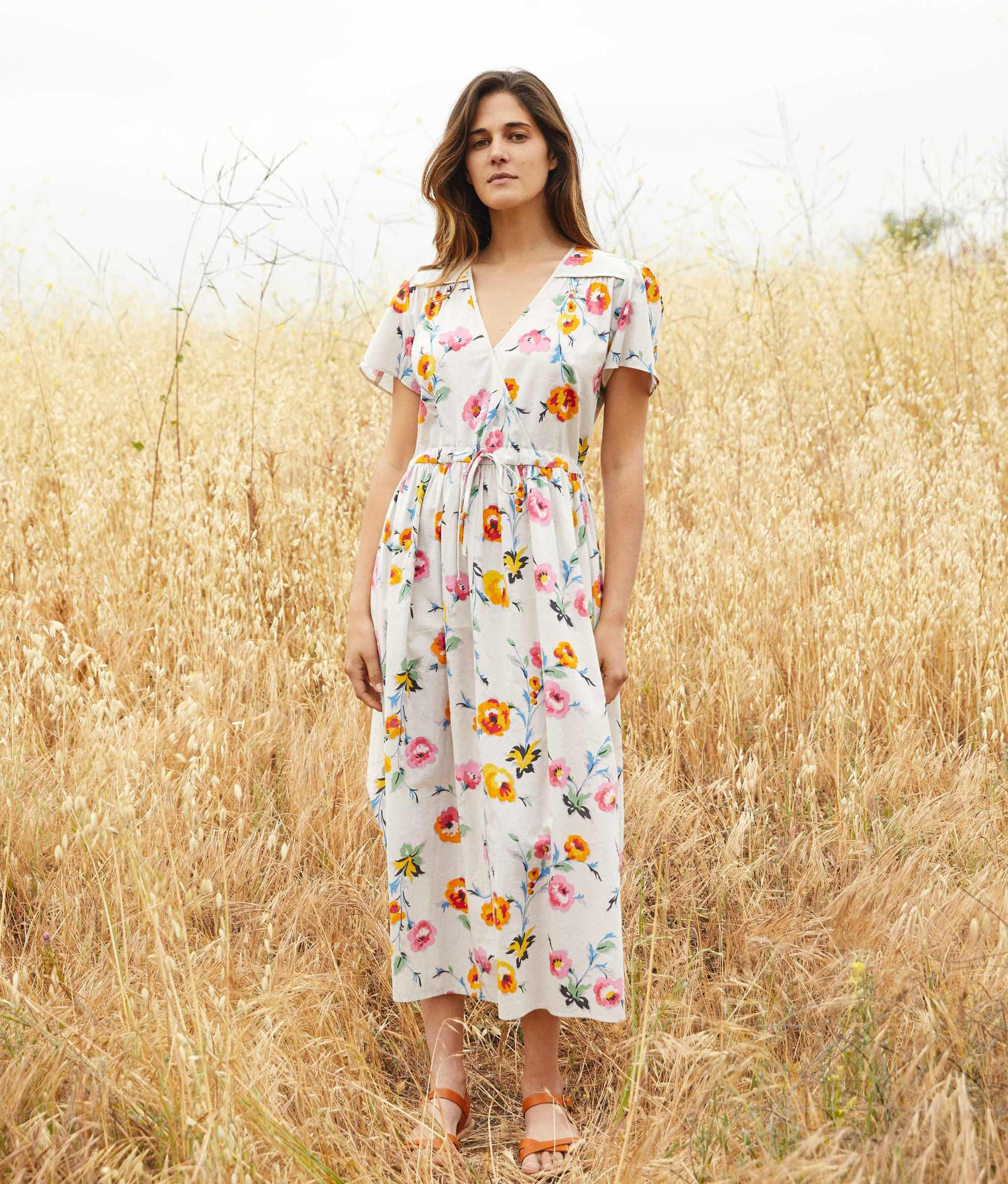 The Dawn Dress | Desert Floral