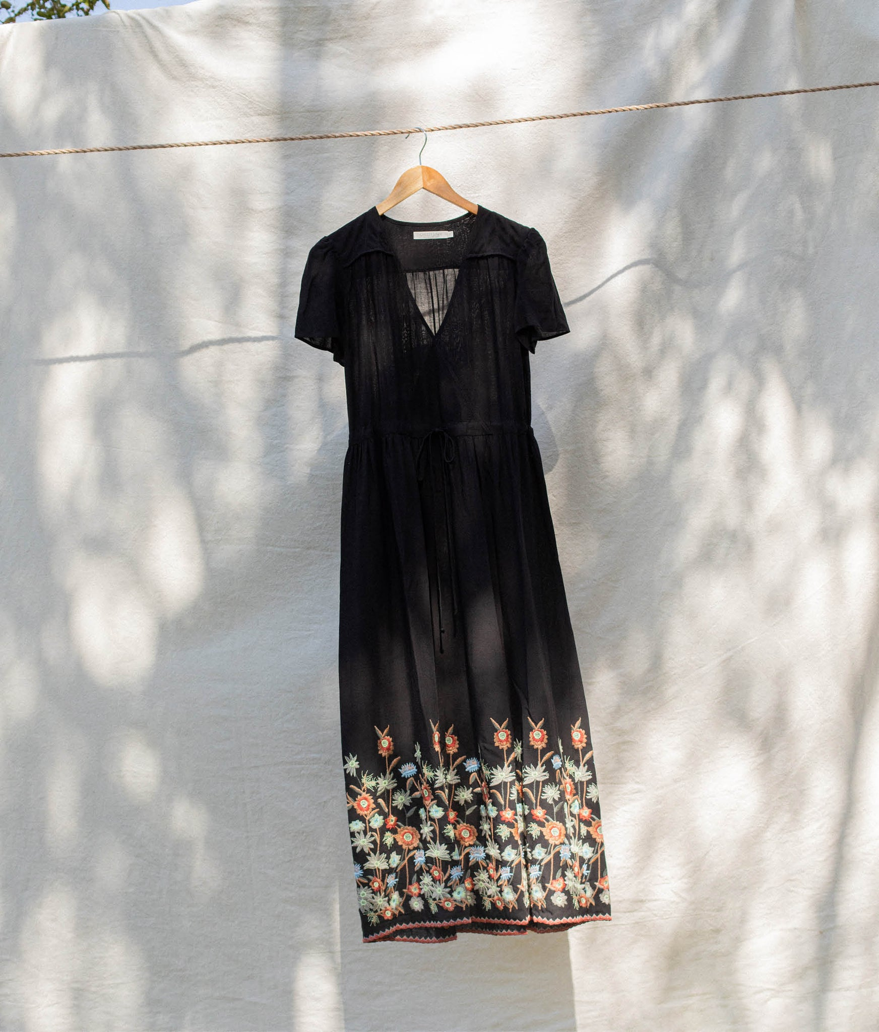 The Dawn Dress | Secret Garden (1-of-a-Kind)