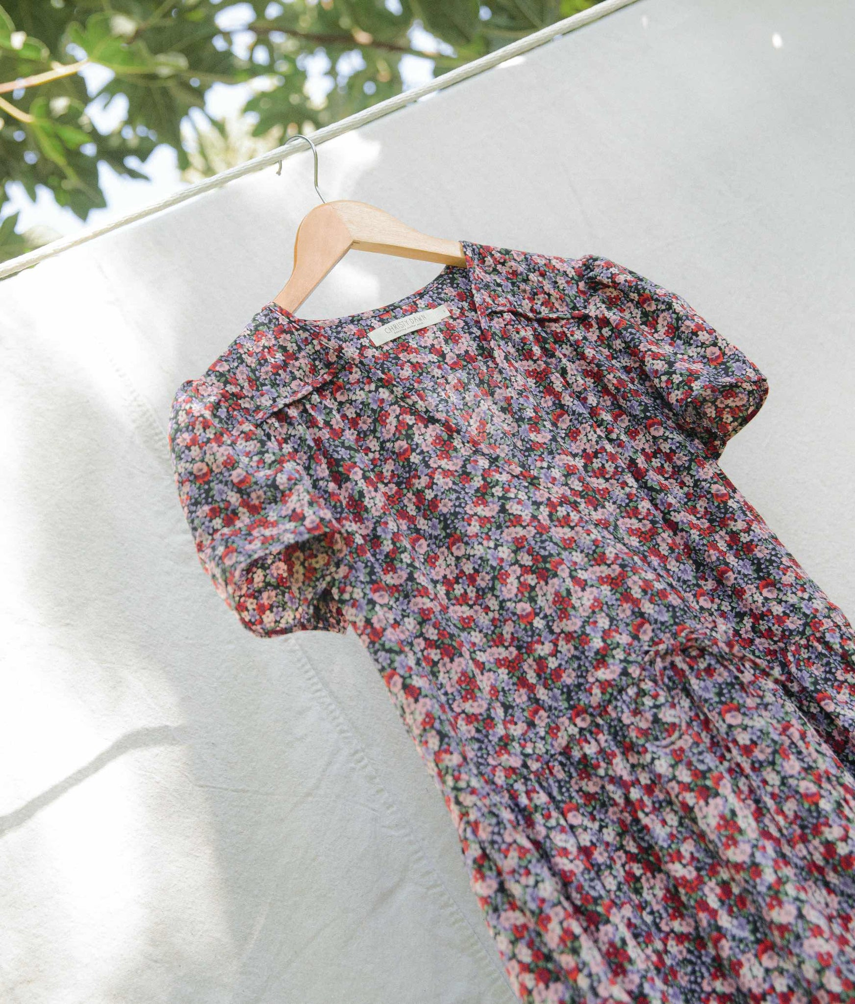 The Dawn Dress | Wildflower Burst