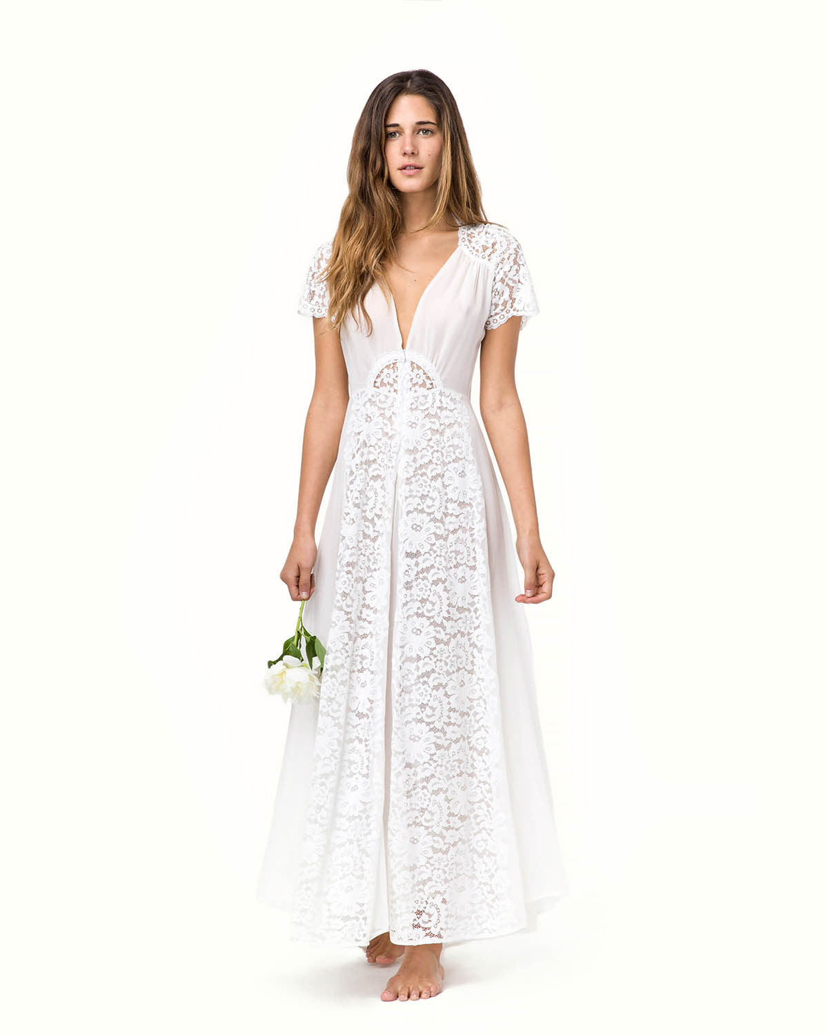 The Fitzgerald Dress | Silk and Lace – Christy Dawn