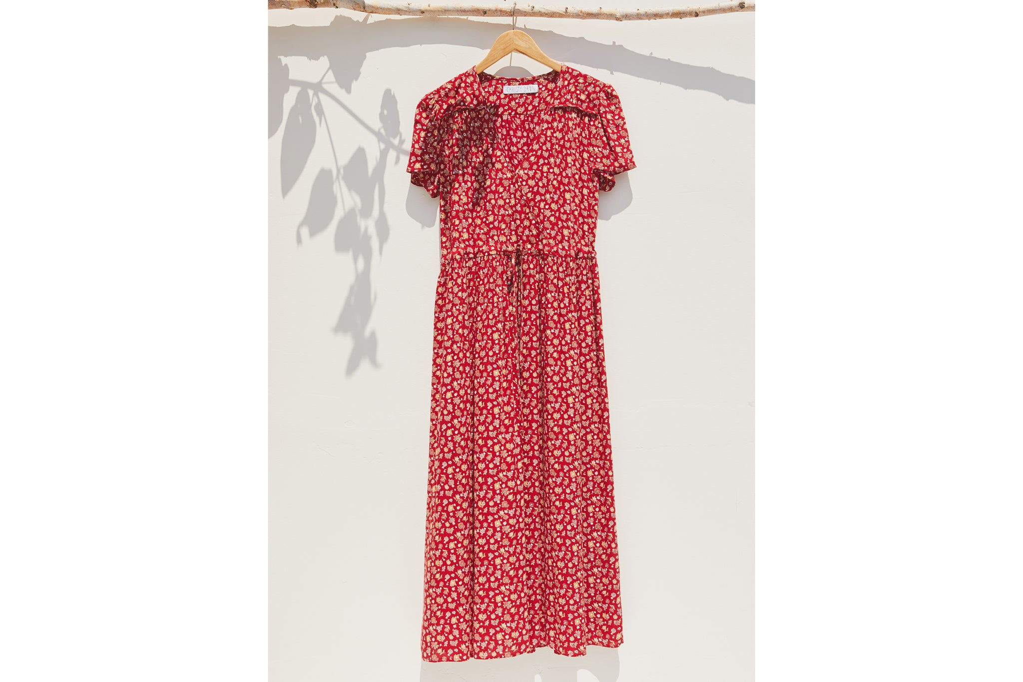 The Dawn Dress | Carmine Calico