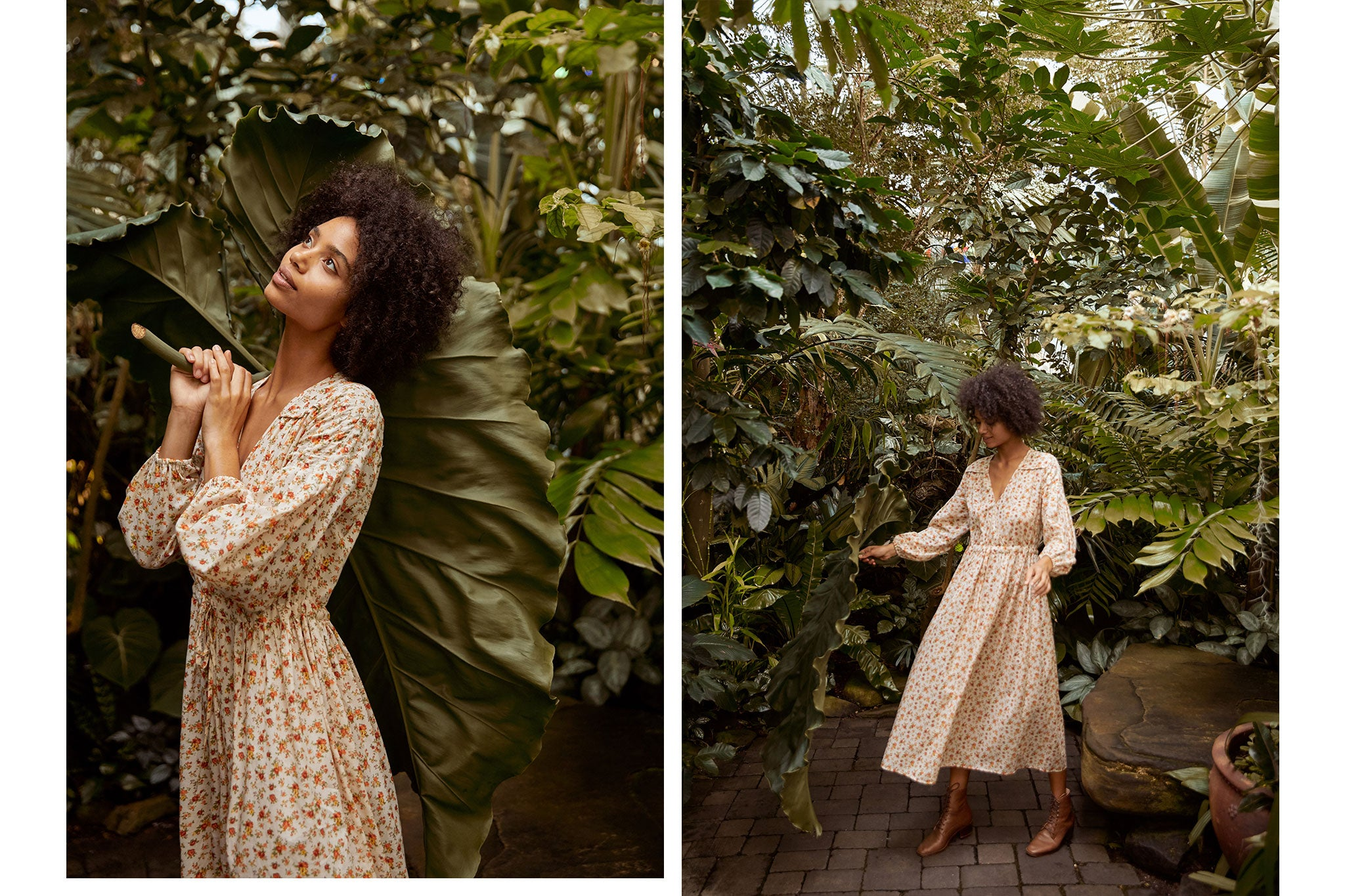 The Delilah Dress | Fall Calico