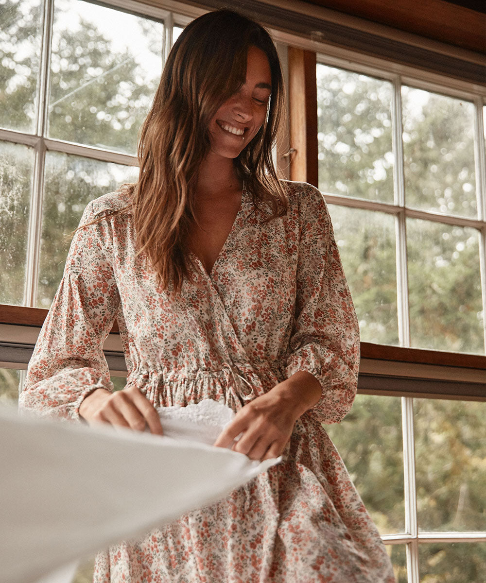 The Delilah Dress | Summer Roan