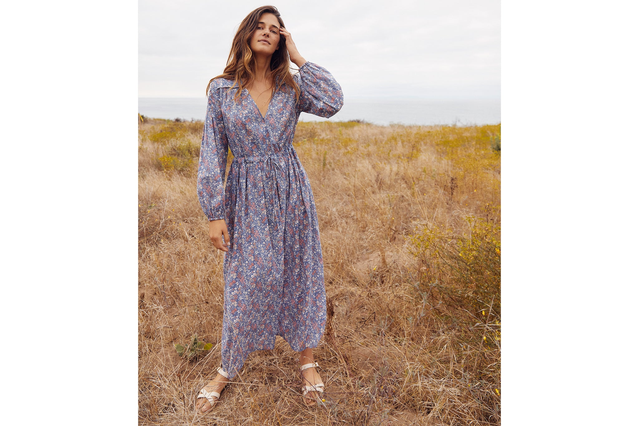 The Delilah Dress | Dusk Roan