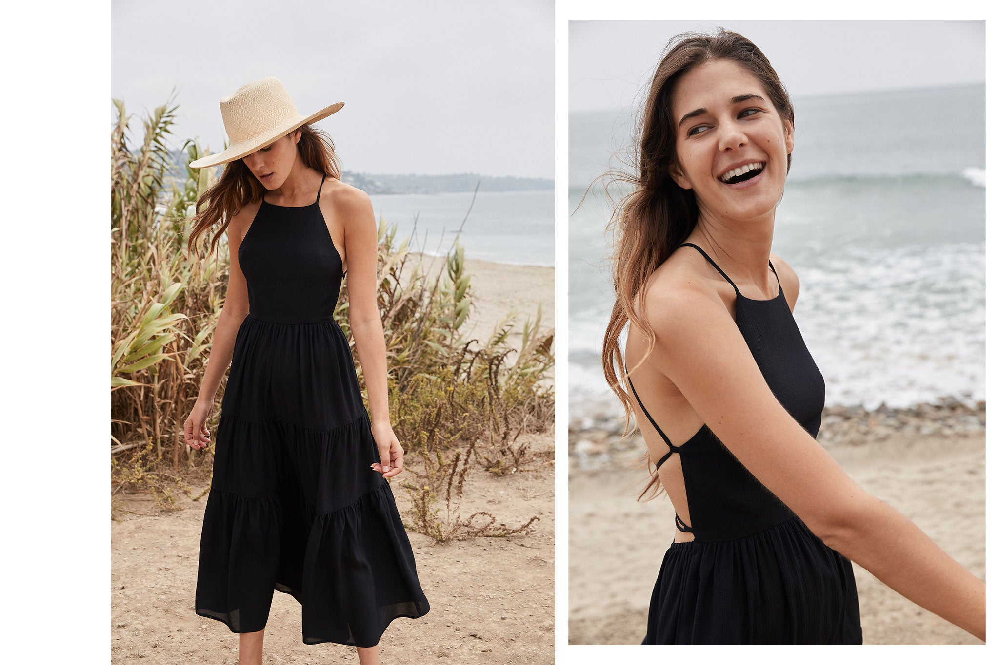 The Delphine Dress | Night