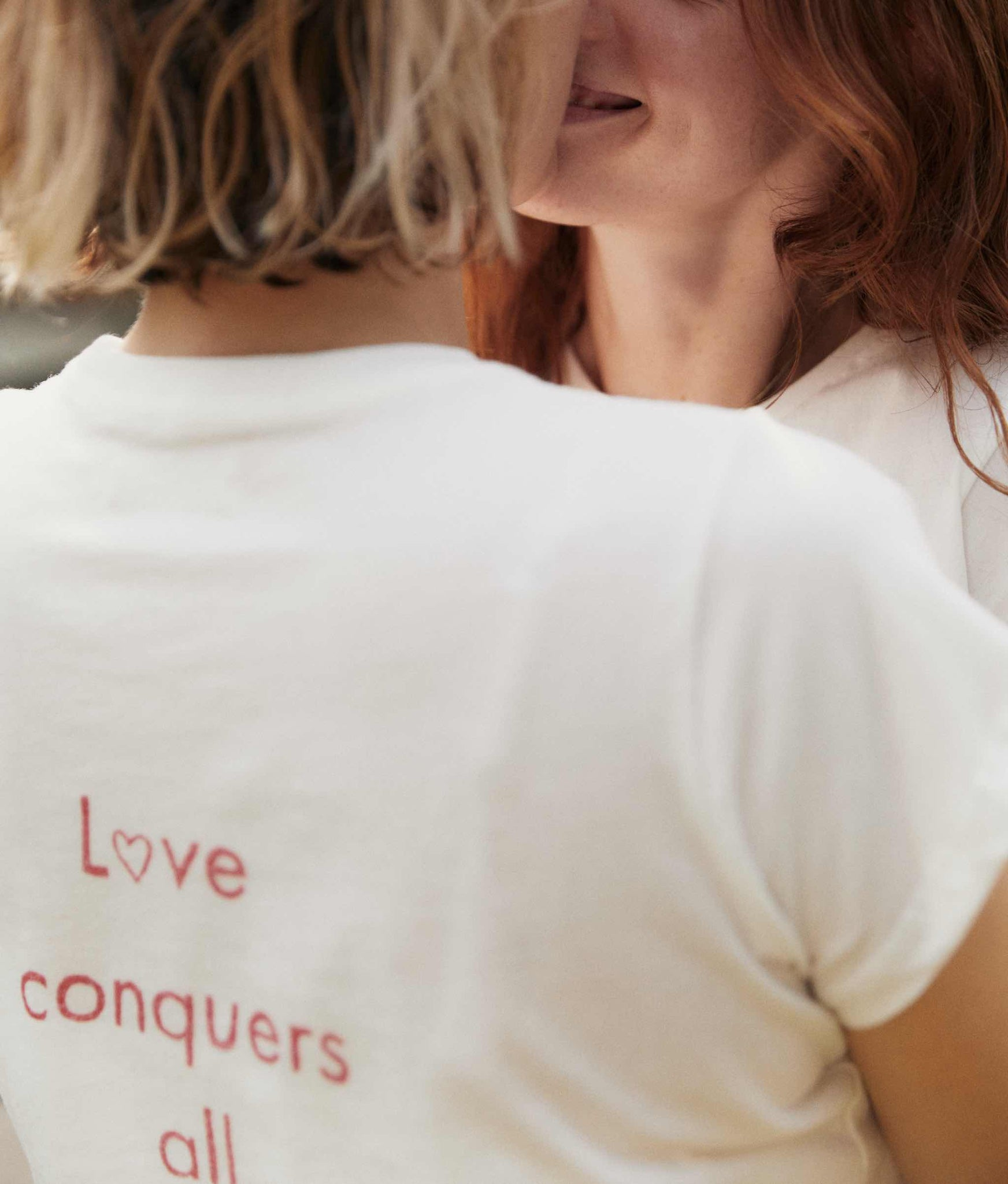 The Earth Tee | Love Conquers All