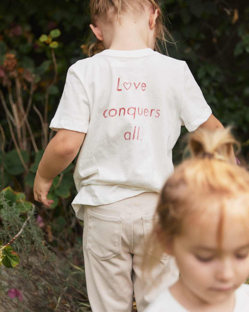 The Earth Tee Kids | Love Conquers All