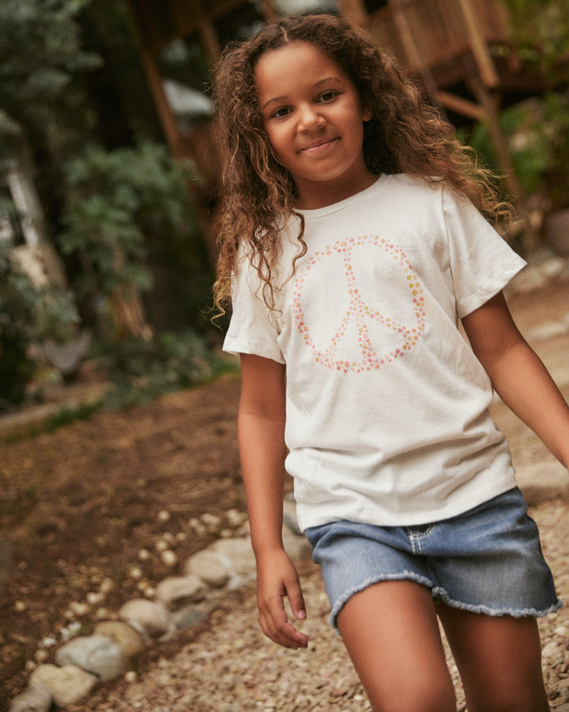 The Earth Tee Kids | Peace