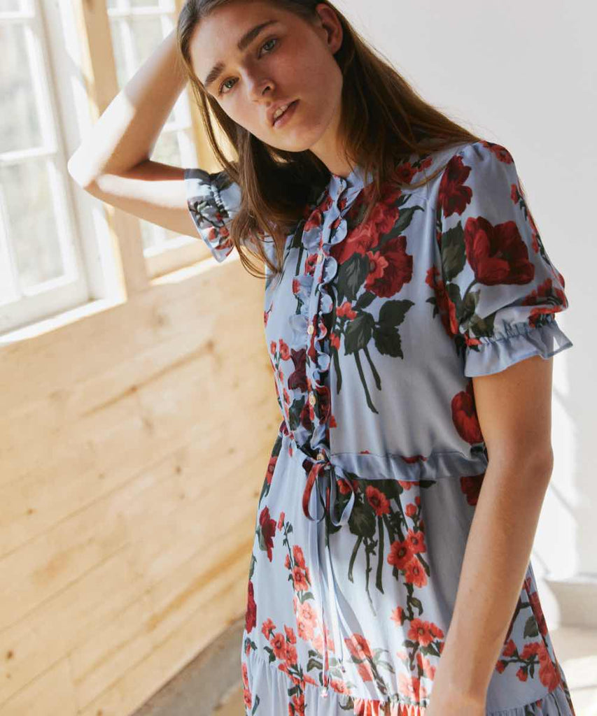 The Elle Dress | Floral Bunches