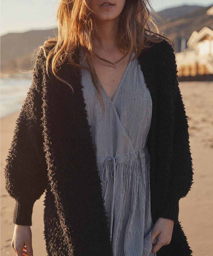 The Frankie Cardigan | Night Knit