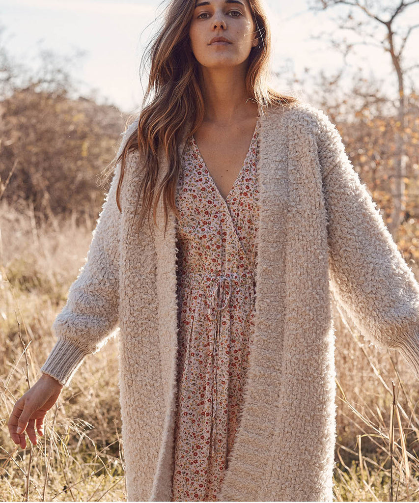 The Frankie Cardigan | Chalet Knit