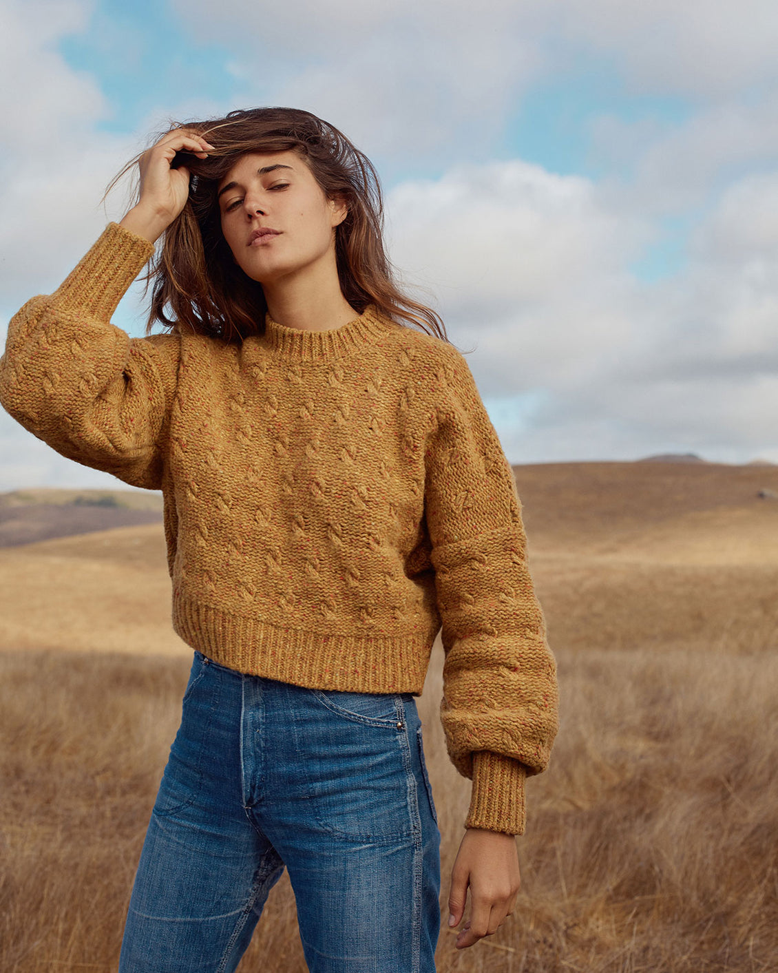 The Frannie Sweater | Beekeeper
