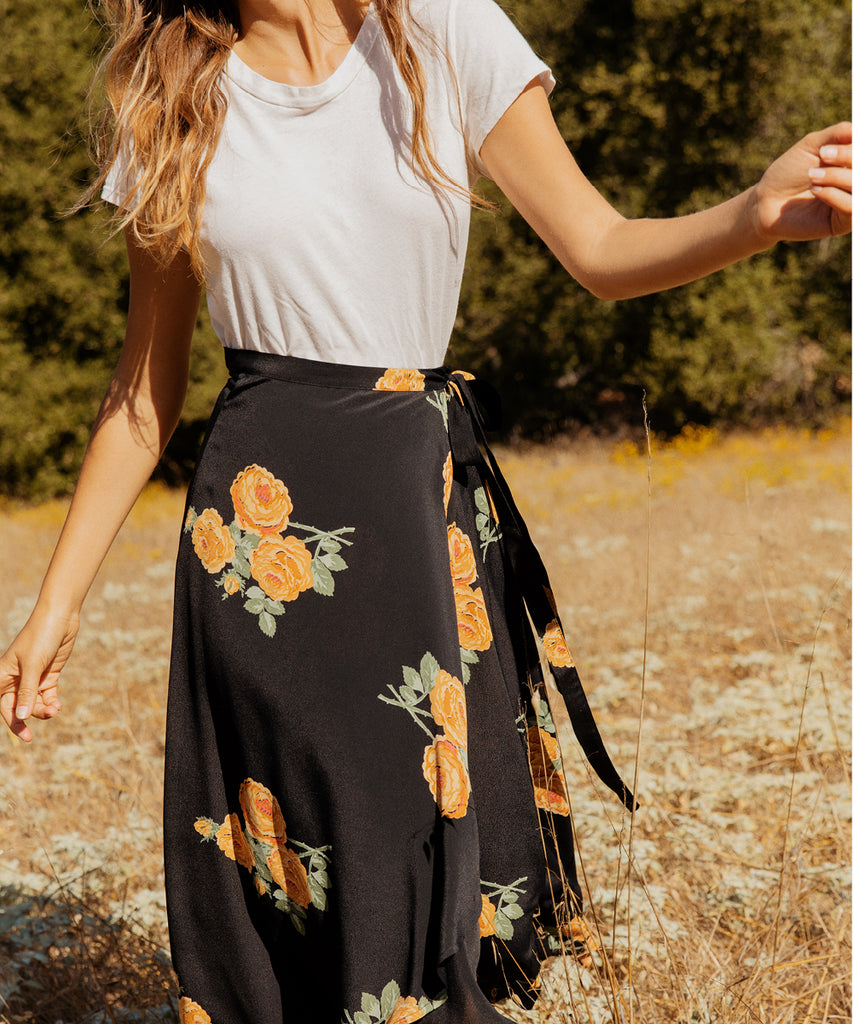 The James Skirt | Night Catalina