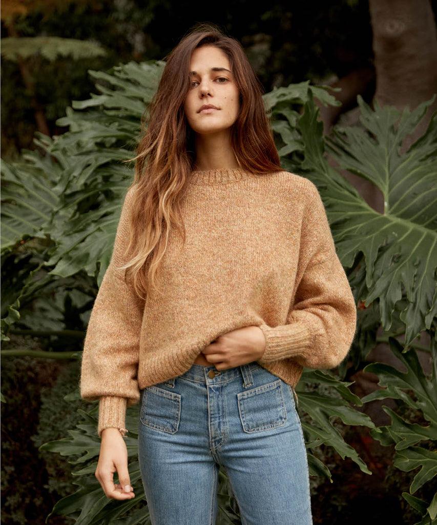 The Jane Sweater | Autumn Knit image 2