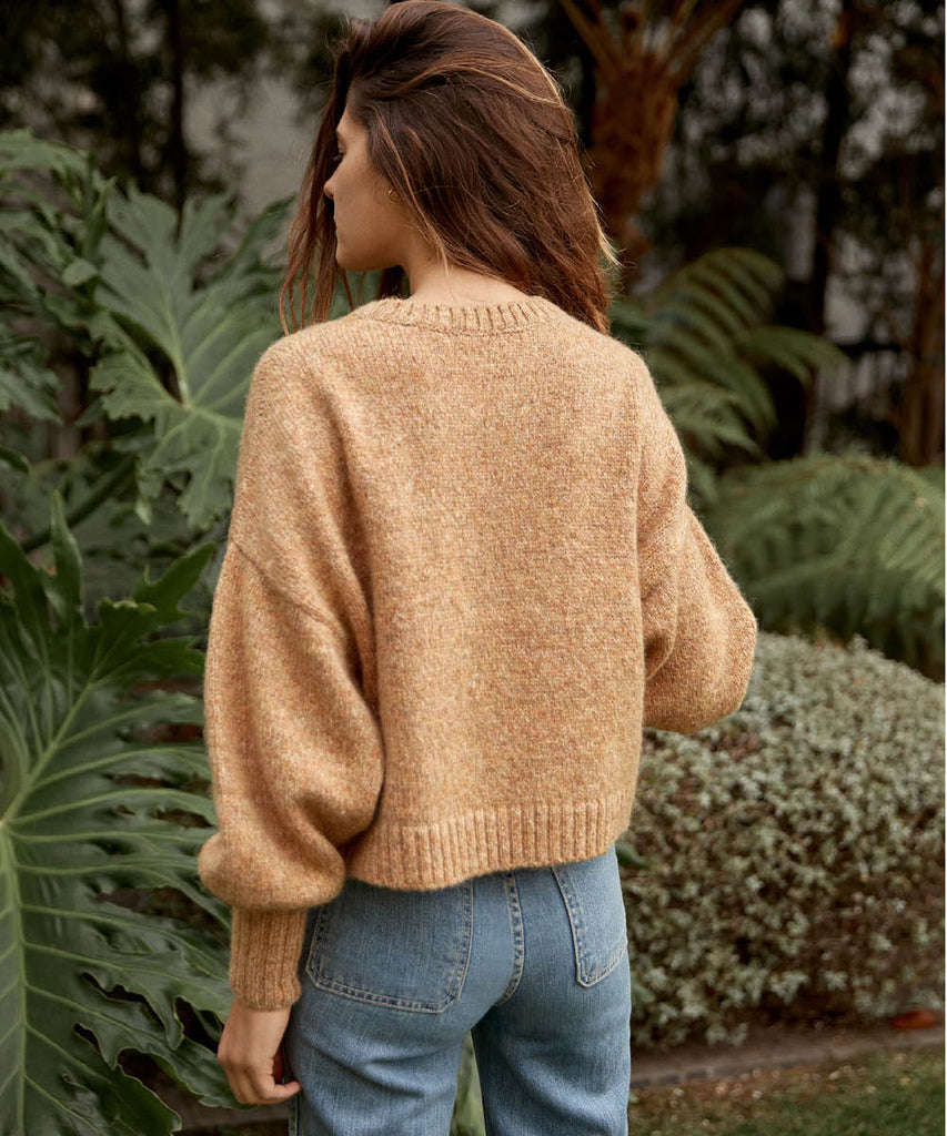 The Jane Sweater | Autumn Knit image 4