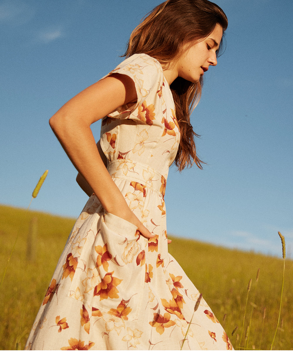 The Jane Dress | Stargrass Rye