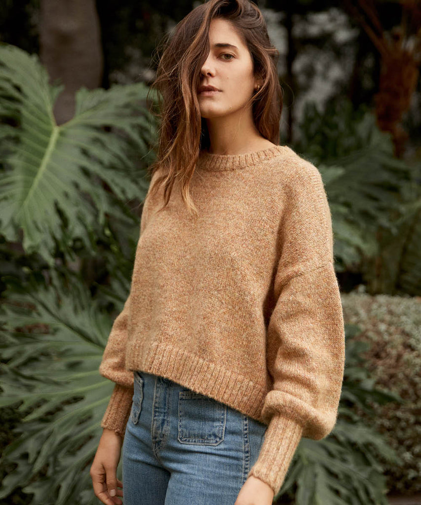 The Jane Sweater | Autumn Knit image 6