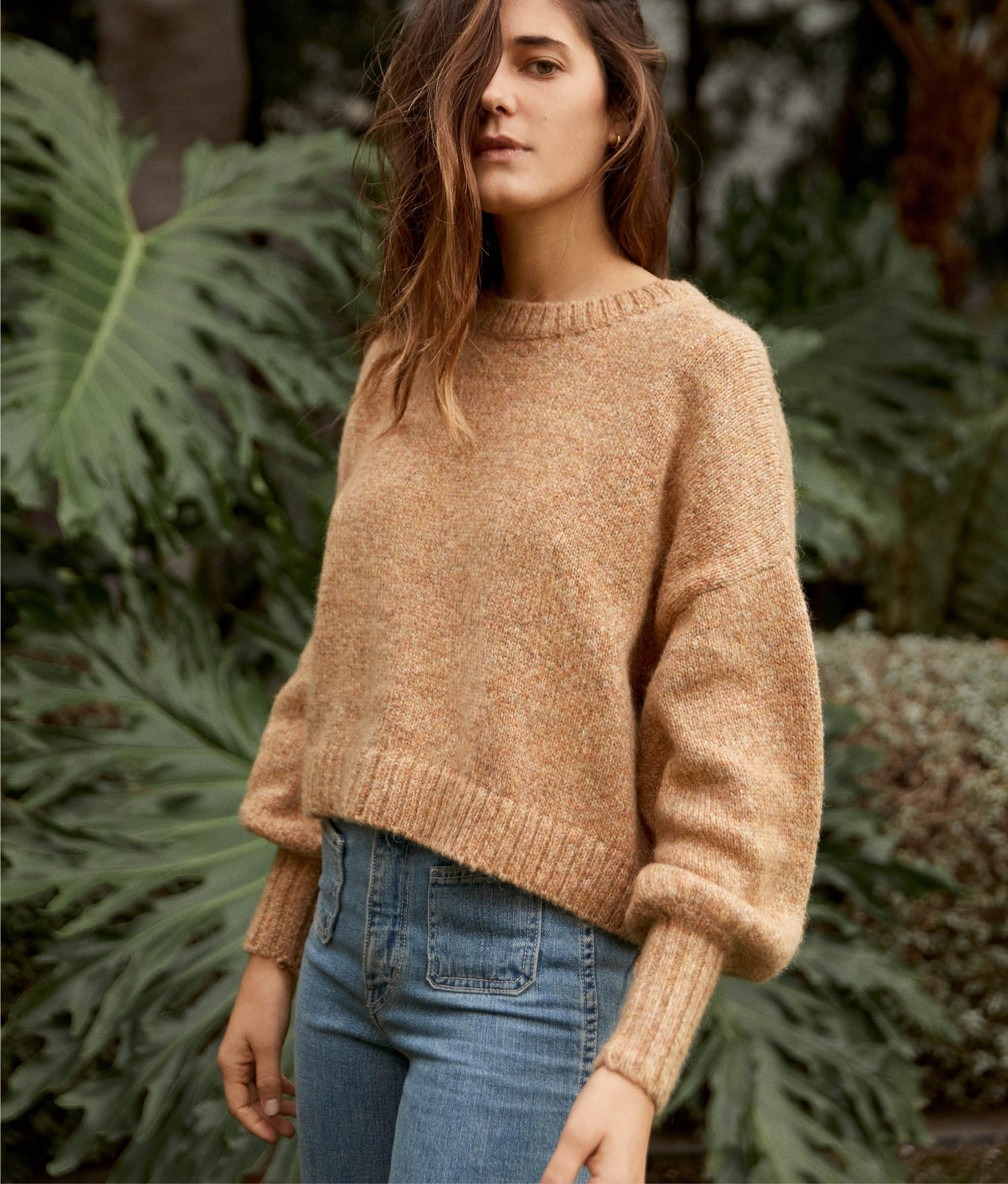 The Jane Sweater | Autumn Knit