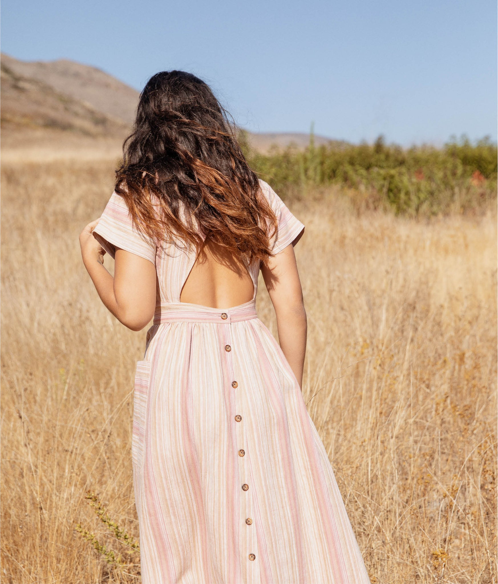 The Jane Dress | Woven Petal