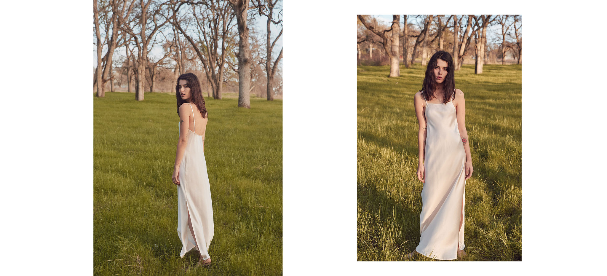 The Jasper Dress | Pearl