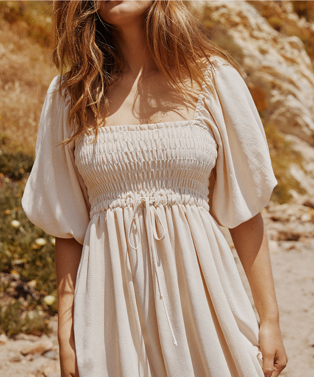 The Katrina Dress | Butterscotch