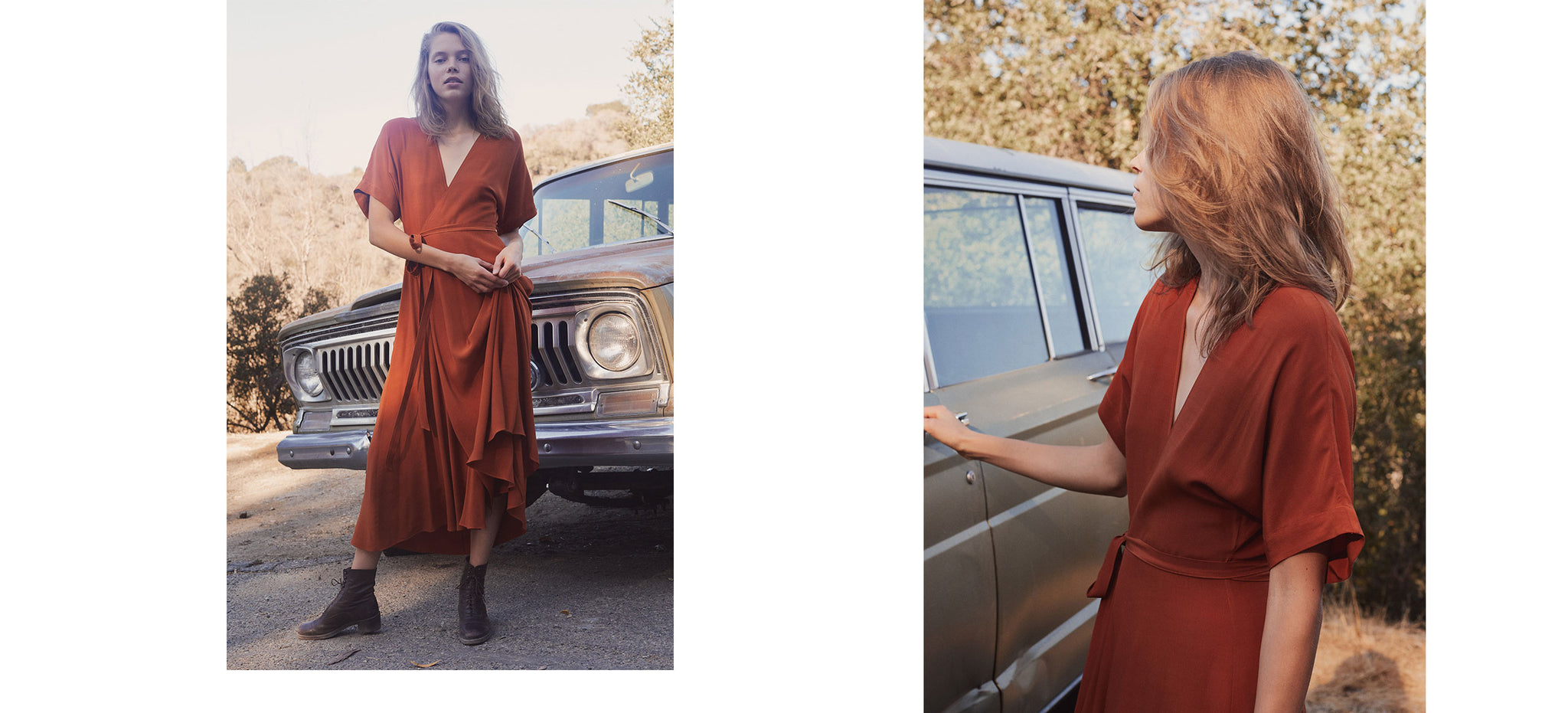 The Kaya Dress | Nutmeg