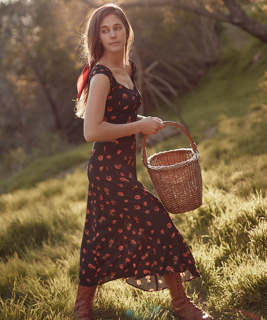 The Layla Dress | Poppy Fields image 6