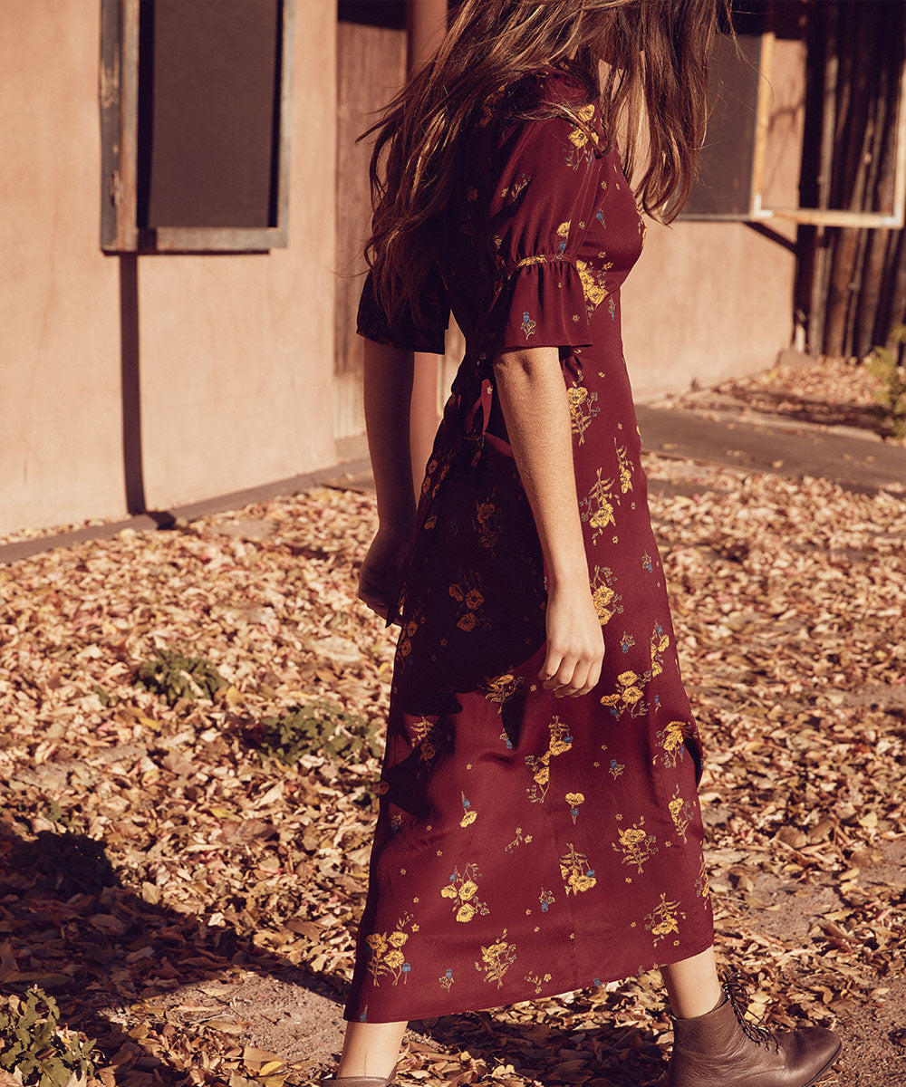 The Lennon Dress | Mulberry Spray