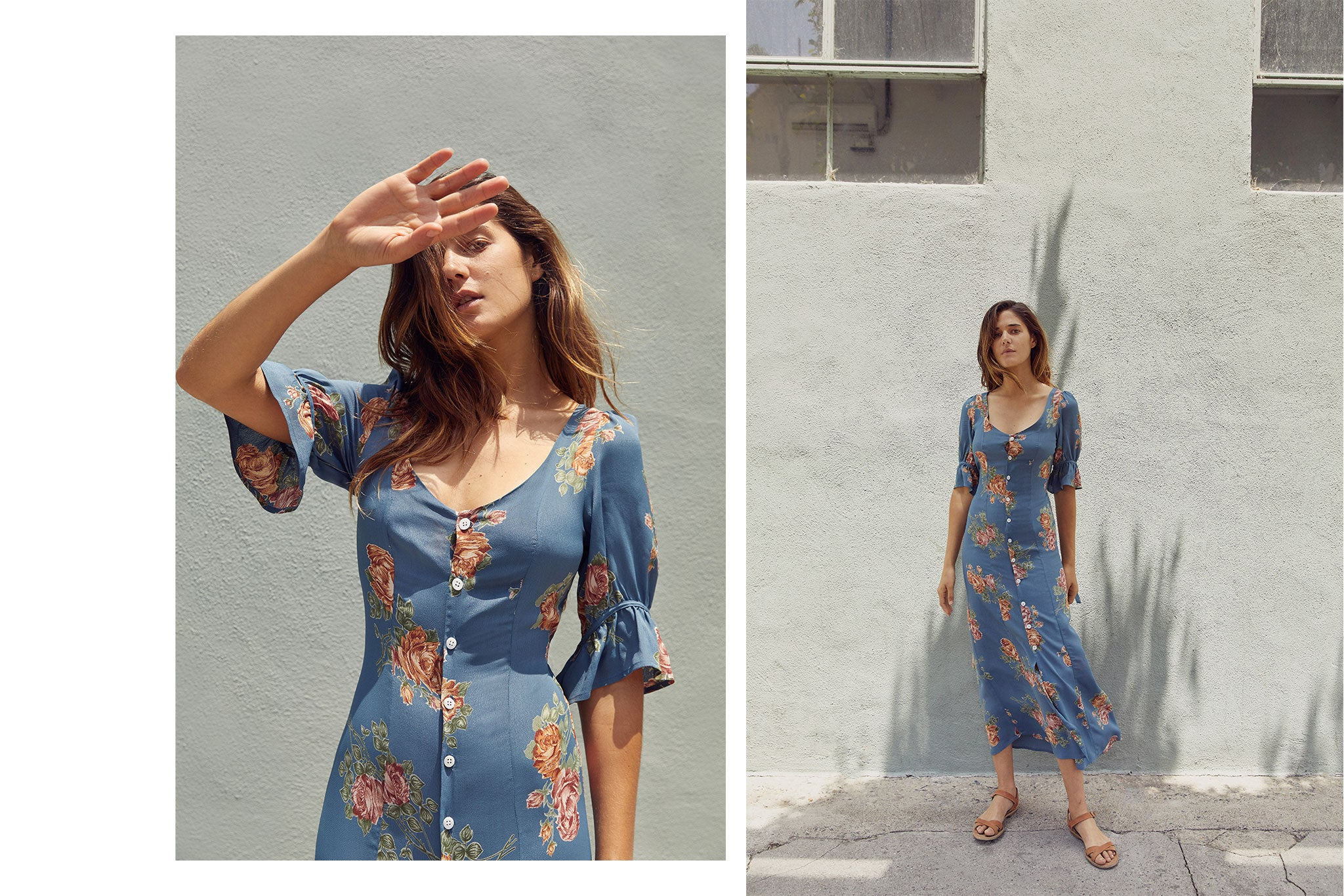 The Lennon Dress | Ocean Rose