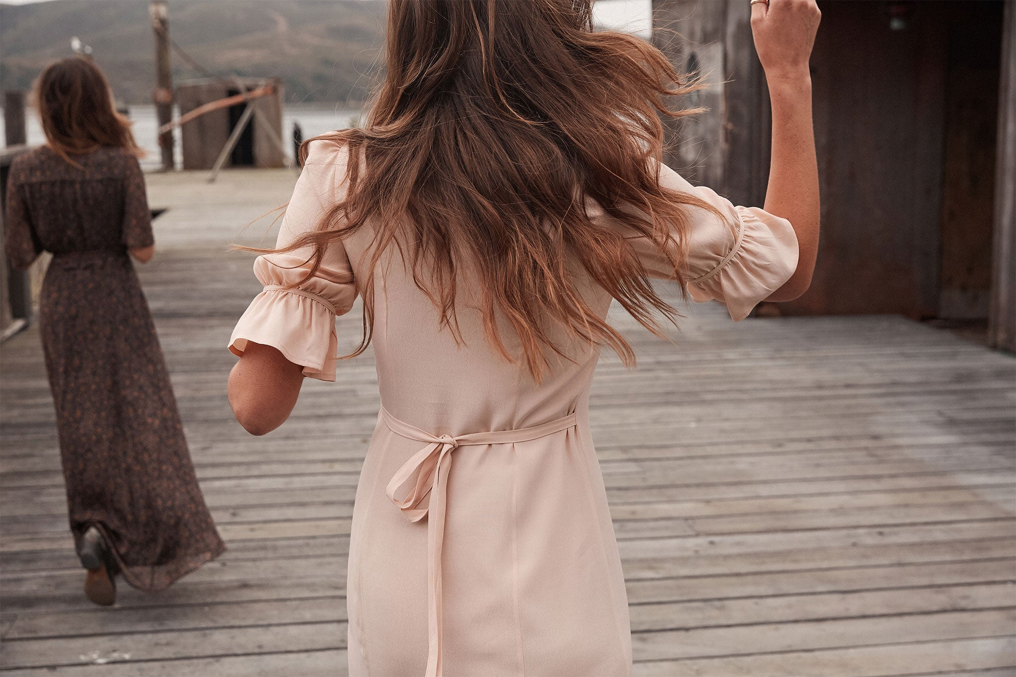 The Lennon Dress | Butterscotch
