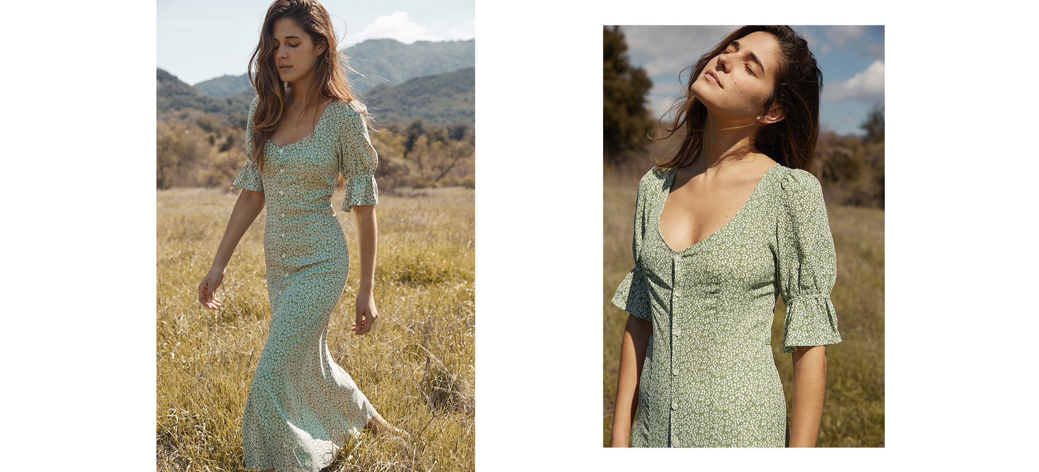 The Lennon Dress | Linden Meadow