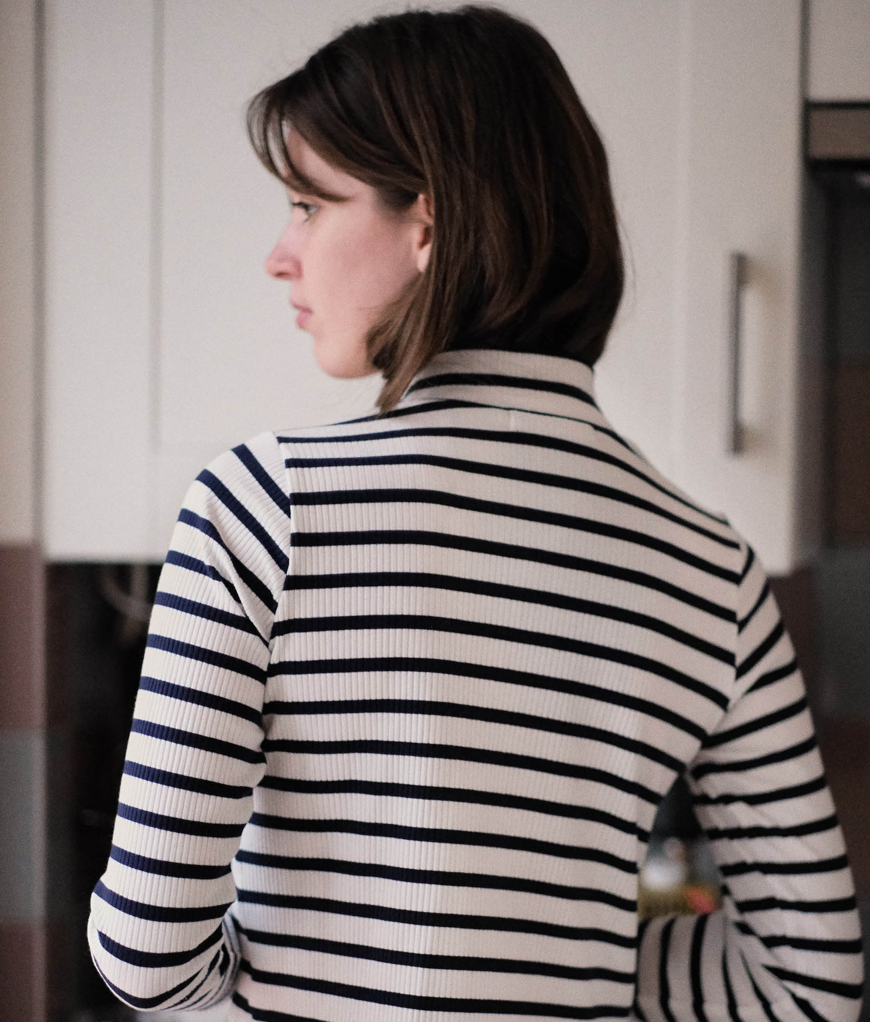 The Libby Top |  Sailor Stripe
