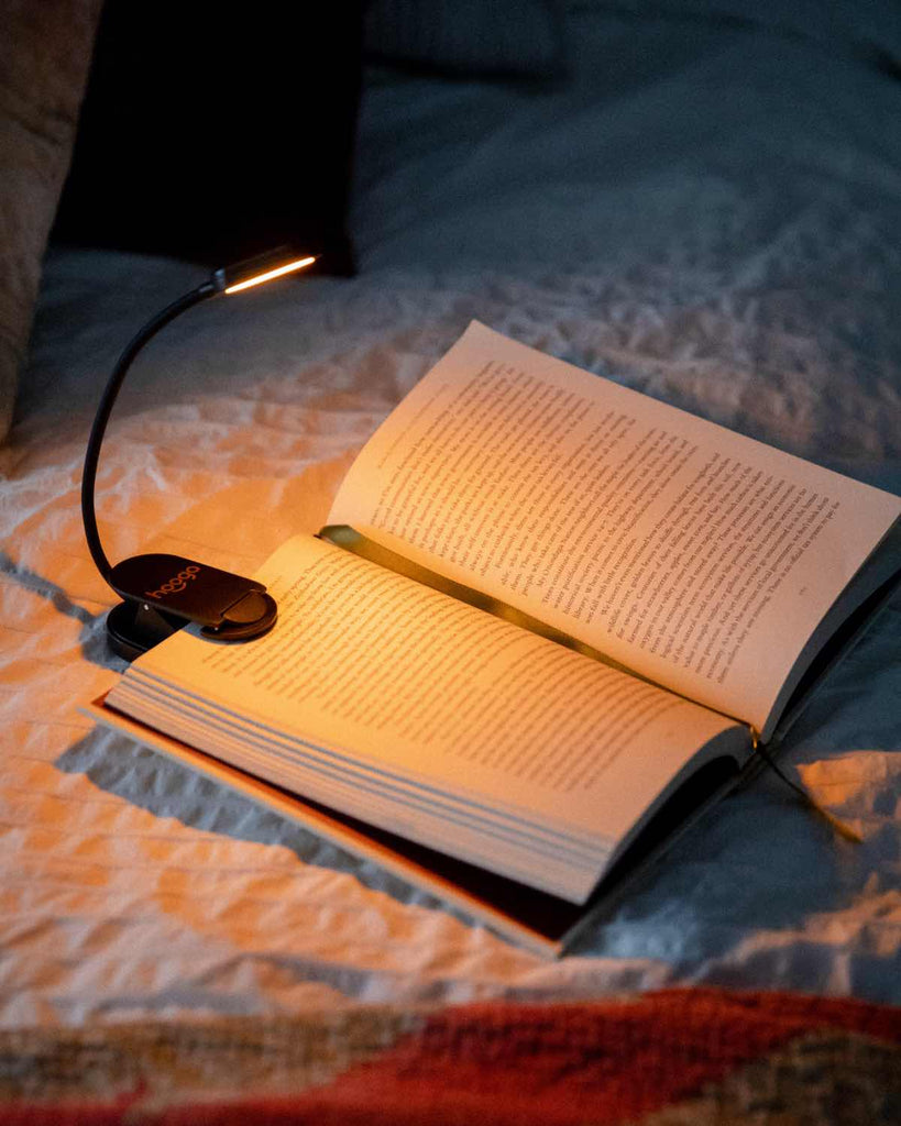 Hooga Book Light