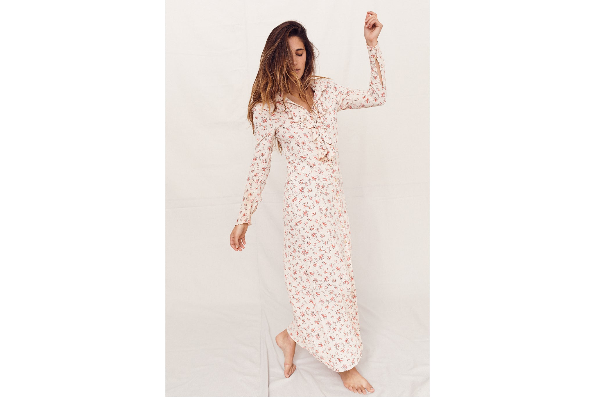 The Lillian Dress | English Rose
