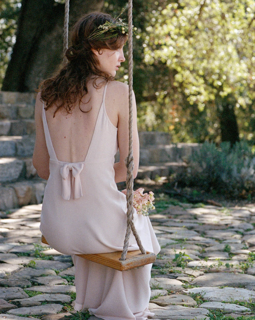 The Liv Dress | Petal (Imperfect)