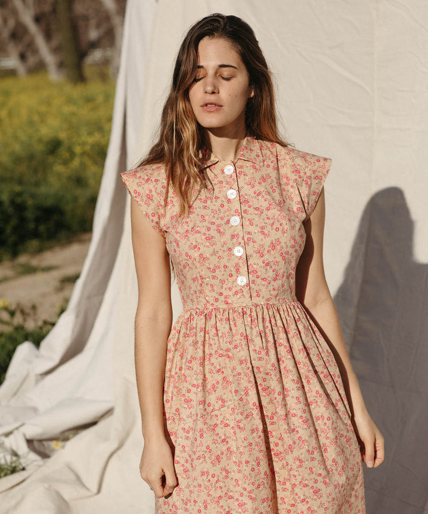 The Piper Dress (Long) | Cherry Field image 5