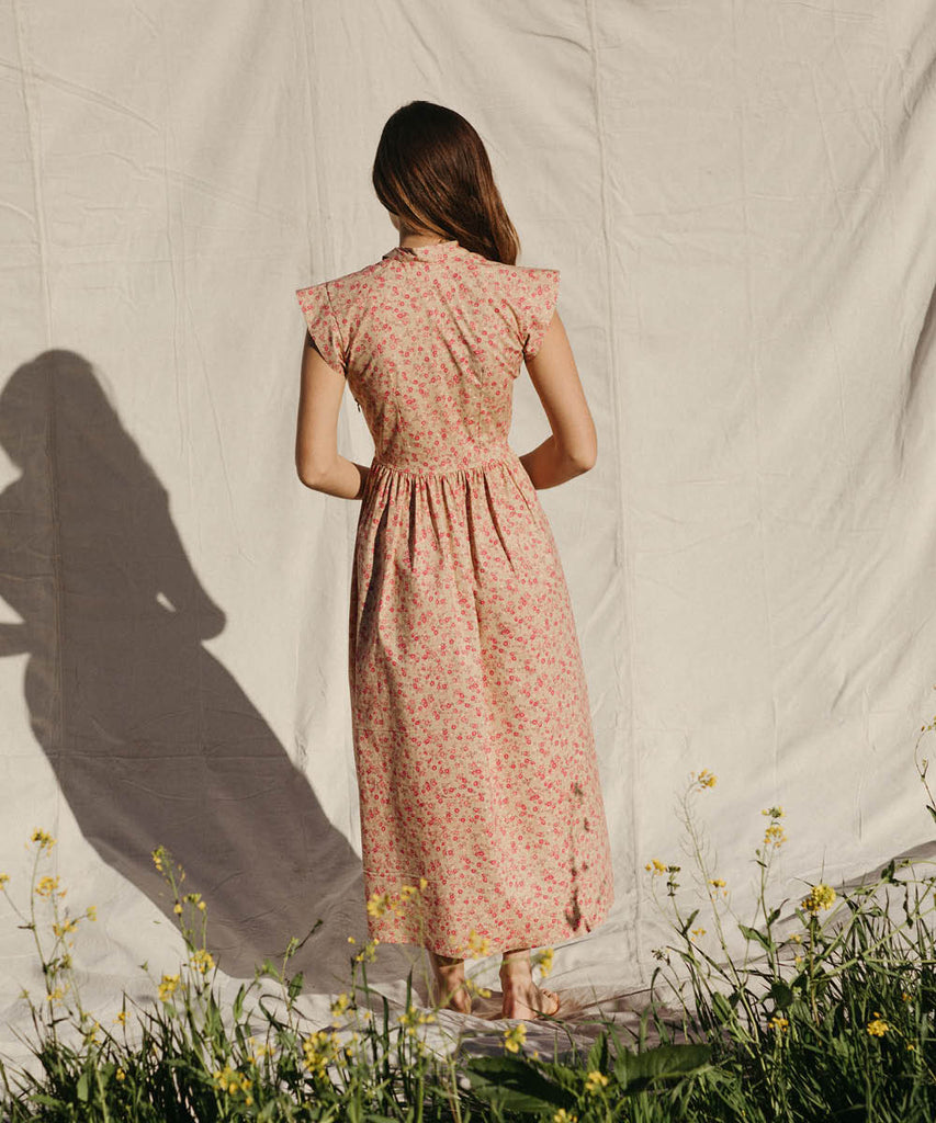The Piper Dress (Long) | Cherry Field image 8