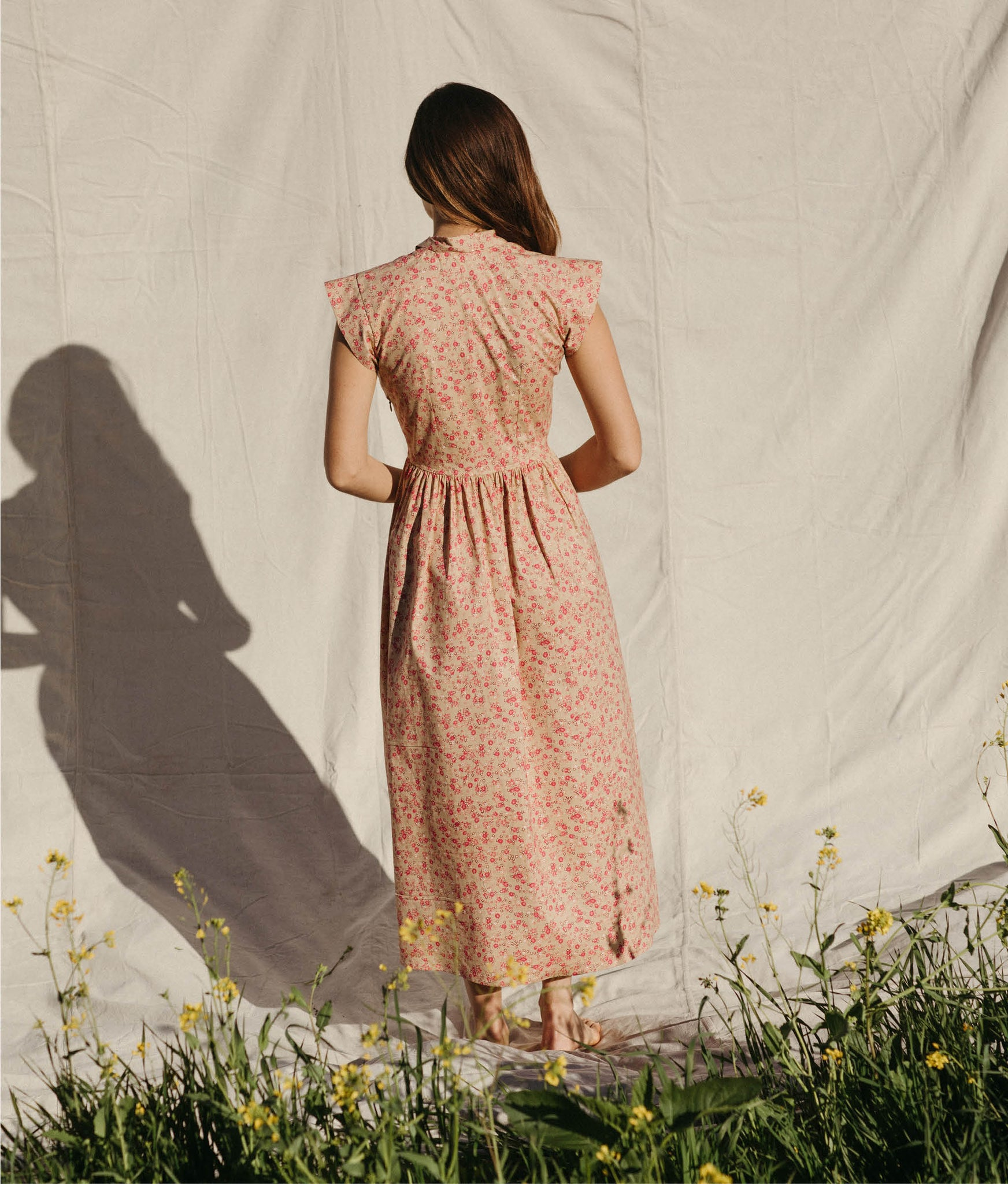 The Piper Dress (Long) | Cherry Field