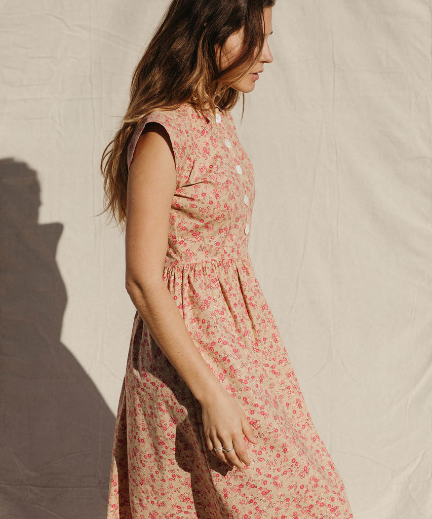 The Piper Dress (Long) | Cherry Field image 10