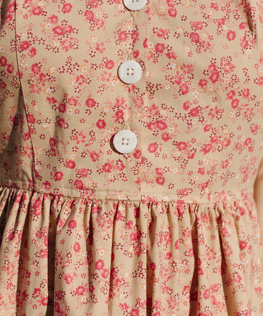 The Piper Dress (Long) | Cherry Field image 12