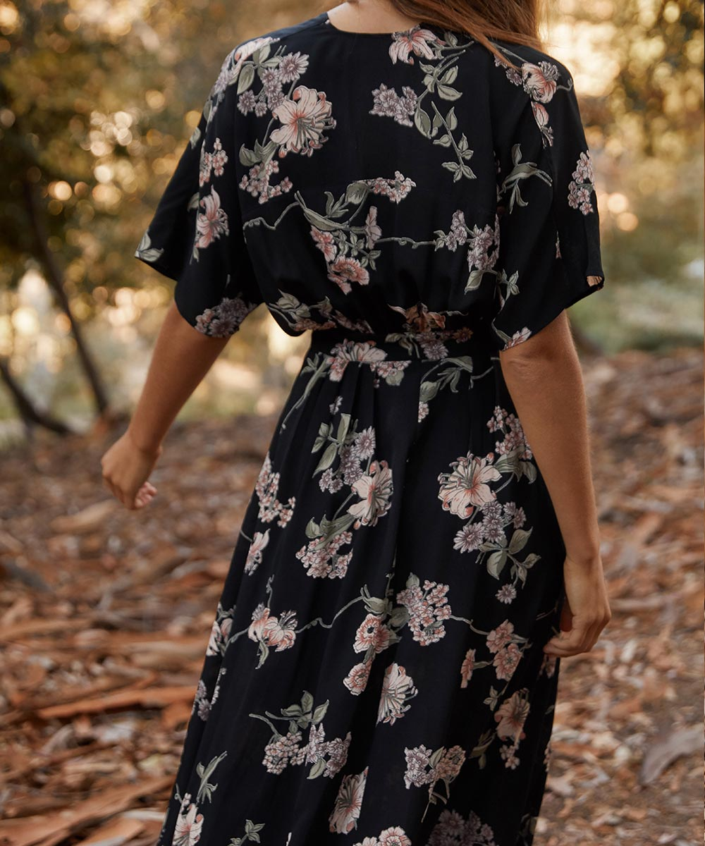 The Lottie Dress | Bird of Paradise