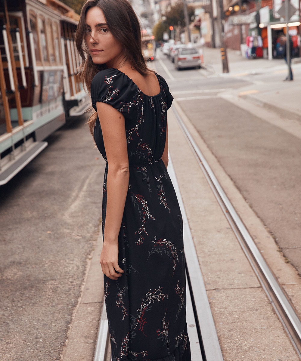 The Lucille Dress | Night Vine