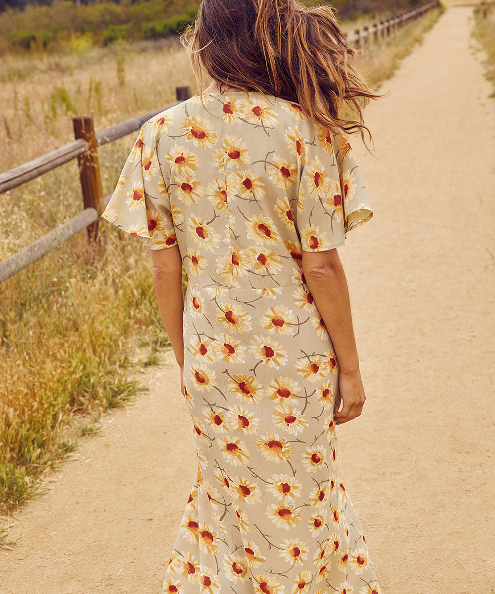 The Lucy Dress   Daisy