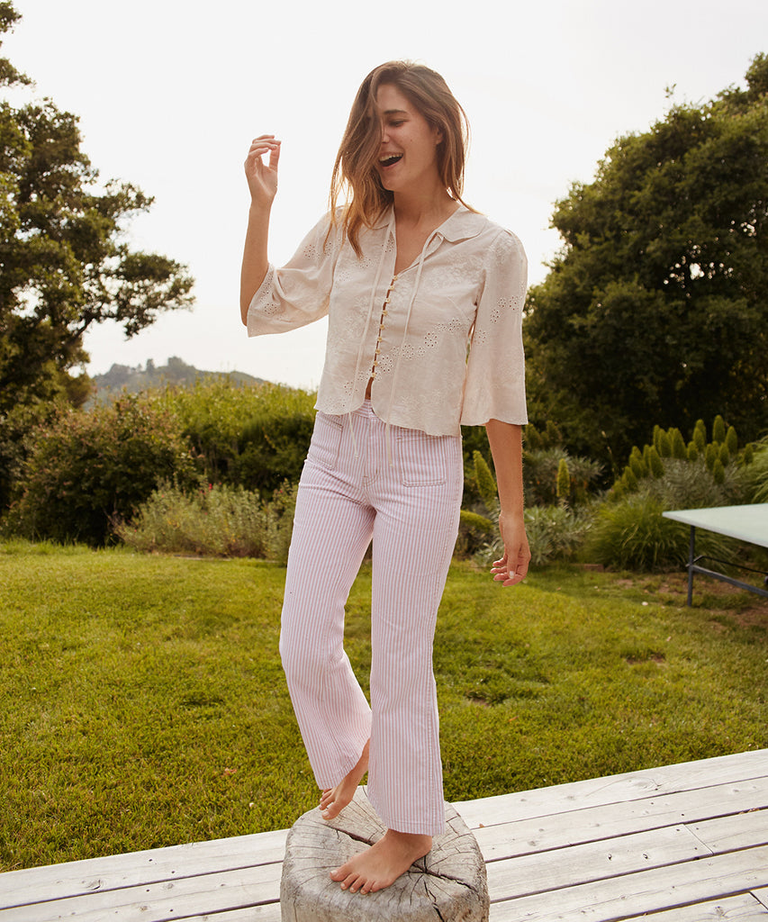 The Lula Jean | Berry Stripe image 5