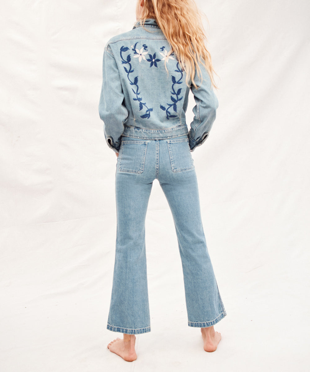 The Lula Jean | Moonlight Wash