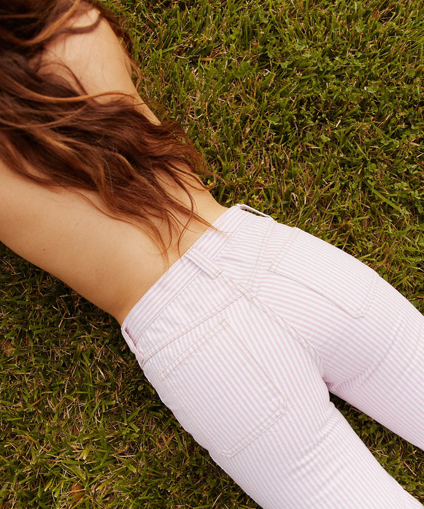 The Lula Jean | Berry Stripe image 11