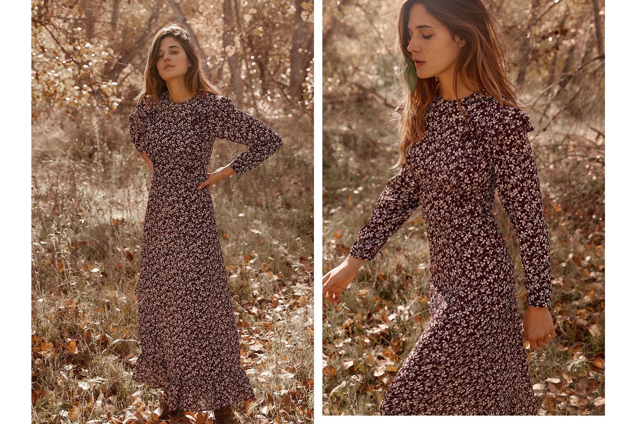 The Mabel Dress | Plum Vine