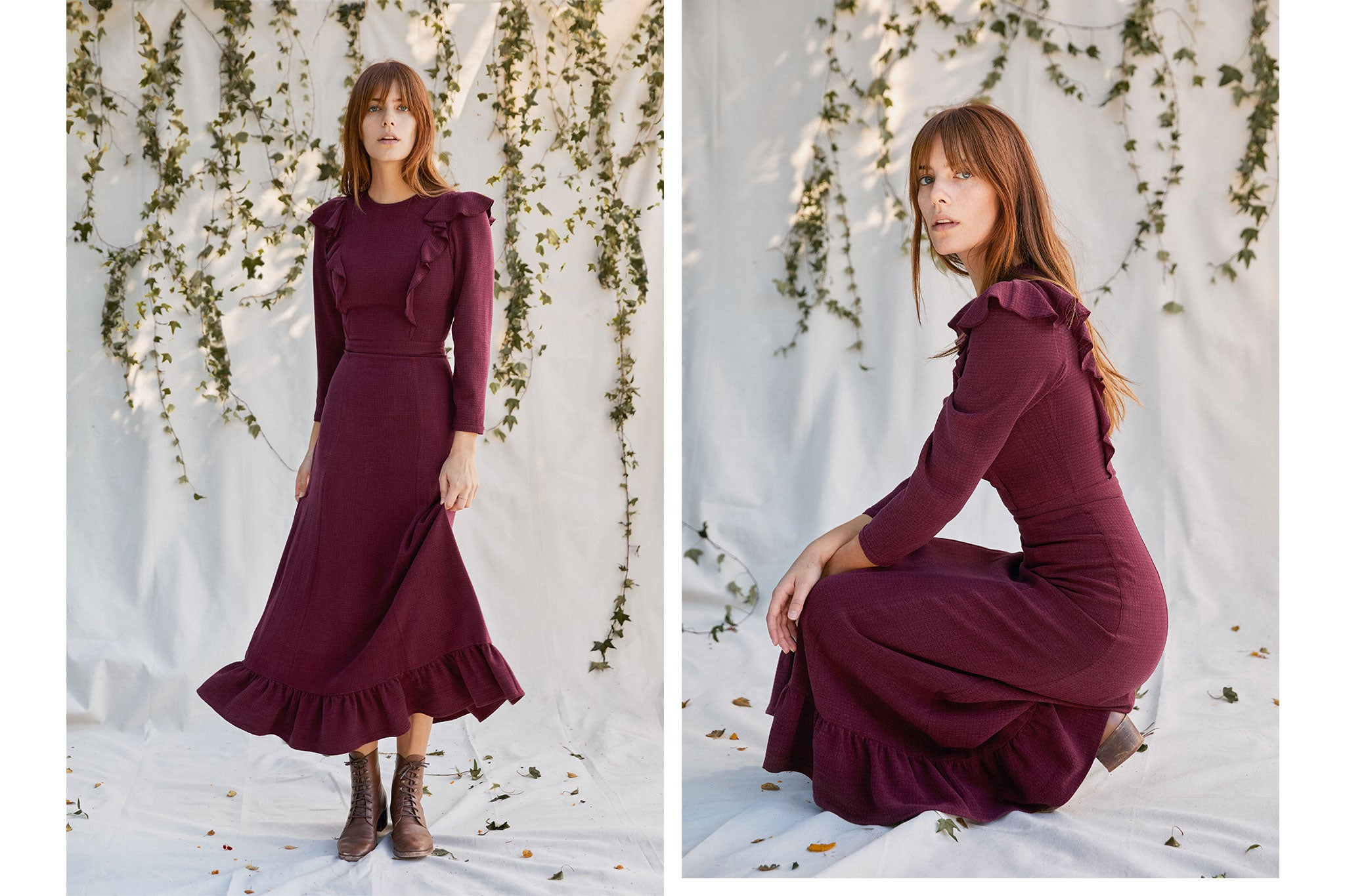 The Mabel Dress | Gooseberry