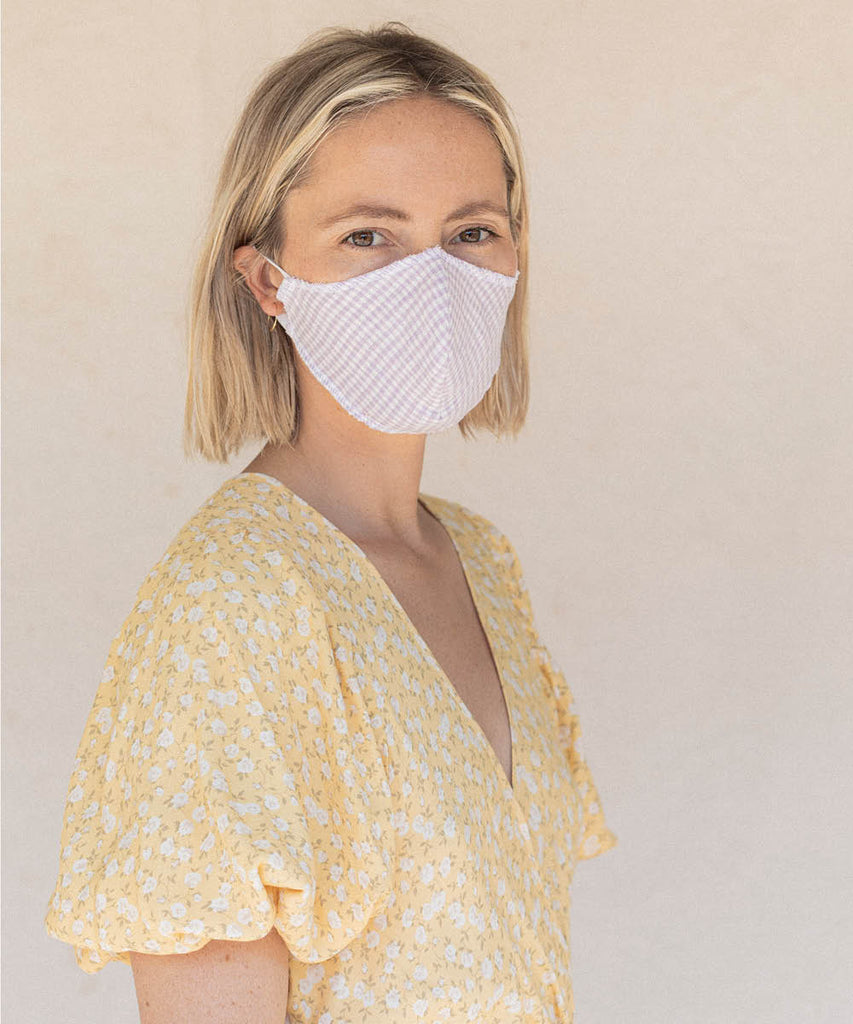The Sustainable Mask | Linens 5-Pack image 4